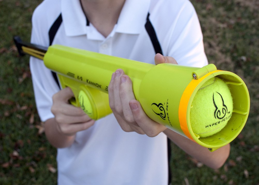 Images of Tennis Ball Cannon - #rock-cafe